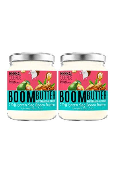 Boom Butter Saç Bakım Yağı İkili Paket 8682427005459