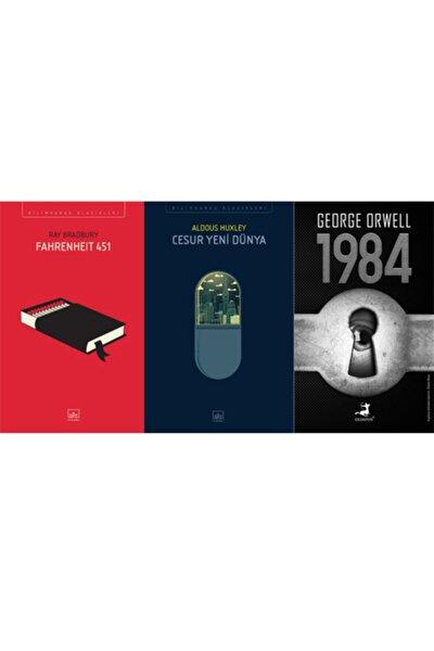 Fahrenheit 451- Cesur Yeni Dünya - 1984 (en Çok Okunan Bilimkurgu Seti)