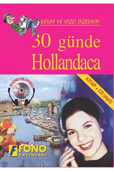 30 Günde Hollandaca (seslendirmeli)