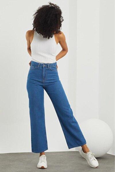 Bayan Trend Kot Pantolon