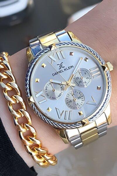 Kadın Gümüş Kol Saati ve Bileklik