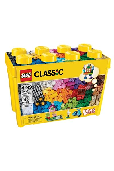 Classic 10698 Büyük Boy Yaratıcı Yapım Kutusu
