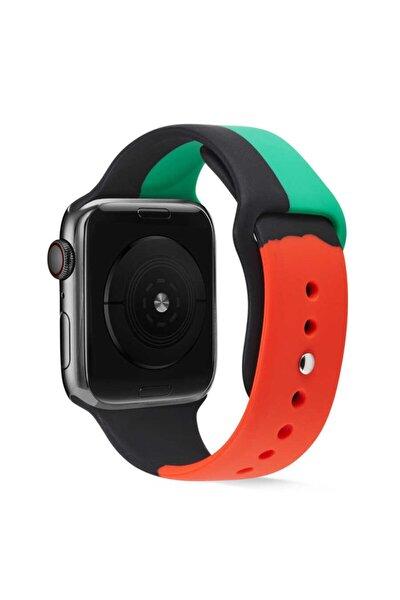 Apple Watch 40mm Uyumlu Krd-39 Silikon Kordon