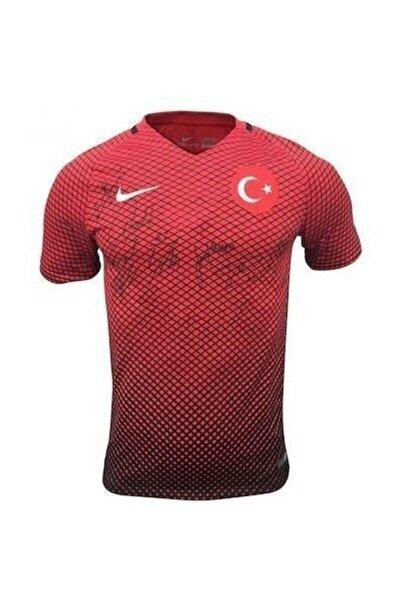 Forma - Milli Takım İç Saha Forma (Kırmızı-Siyah)