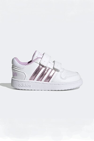 HOOPS 2.0 CMF I Beyaz Kız Çocuk Sneaker Ayakkabı 101085052