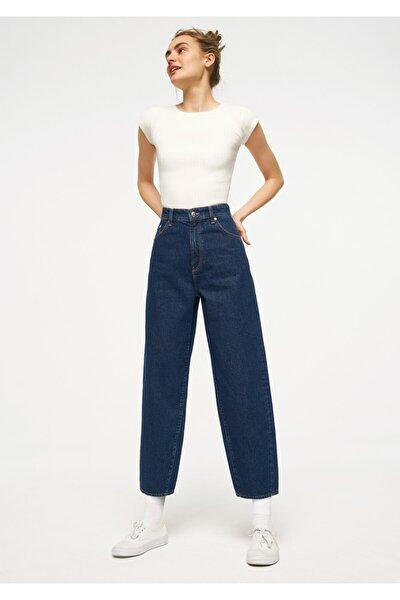 Kadın Mavi  Tokyo All Blue Koyu Jean Pantolon