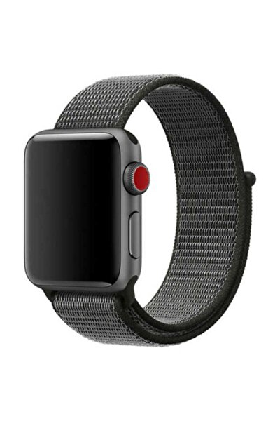 Apple Watch 38mm Krd-03 Hasır Kordon