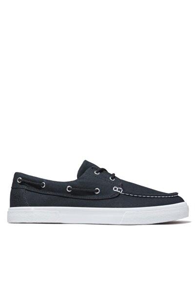 Erkek Siyah Sneaker 2.0 Ek