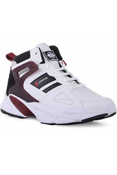 Unisex Beyaz Comfolite Spor Ve Basket Ayakkabısı