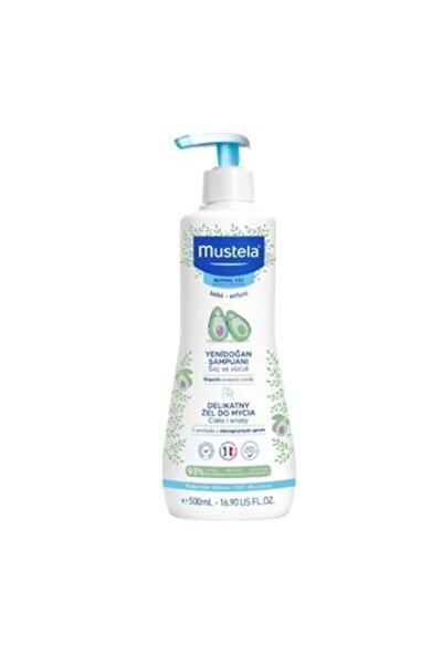 Gentle Cleansing Gel Yenidoğan Şampuanı 500 ml