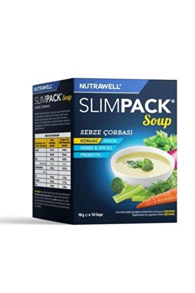 Slımpack Soup Sebze Çorbası