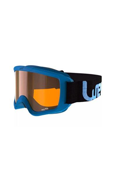 Unisex Yetişkin Mavi Kayak Snowboard Gözlüğü