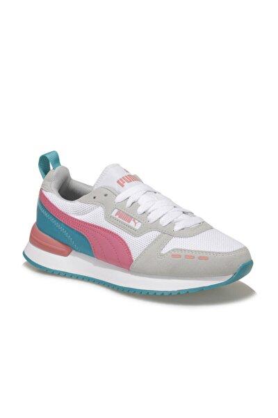 R78 PUMA WHITE-GLOWI Beyaz Kadın Sneaker Ayakkabı 101085480