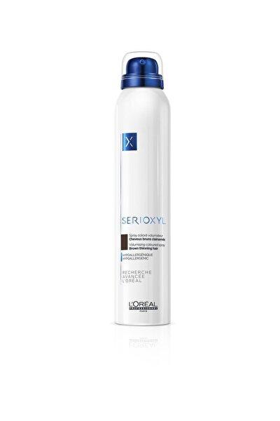 Serioxyl Yoğunluk Kaybına Karşı Hacim Verici Kahverengi Renkli Sprey 200 ml
