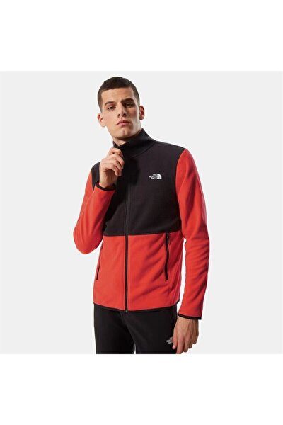 Tka Glacier Fleece Jacket Erkek Outdoor Sweatshirt