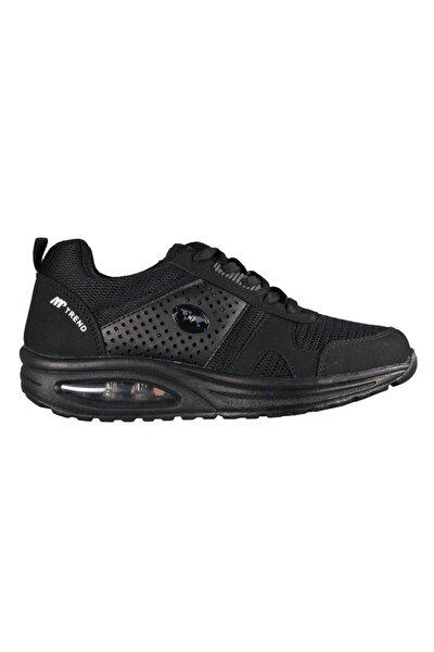 M.p 191-6712 Siyah Unisex Spor Ayakkabı