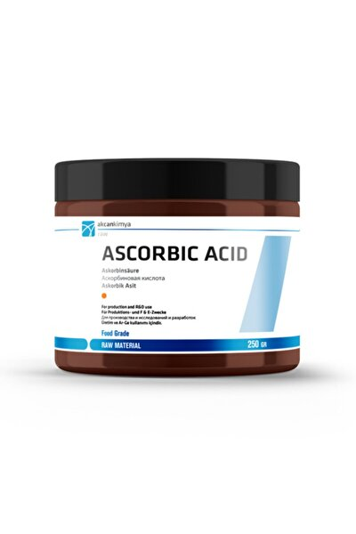 Ascorbic Acid - Askorbik Asit (VİTAMİN C) 250 gr