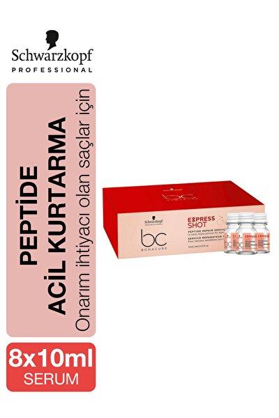 Acil Kurtarma Peptide Express Shot Serum 8 x 10 ml 4045787443530