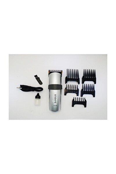 609 Profesyonel Kuaför Tipi Şarjlı Saç Sakal Tıraş Makinesi