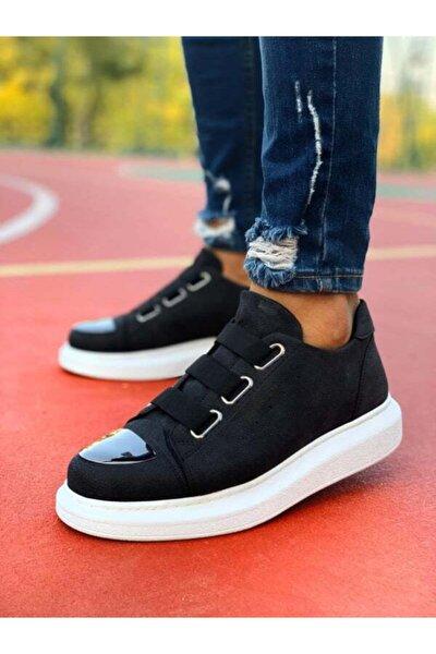 Erkek Siyah Ayakkabı Ch251 Bt