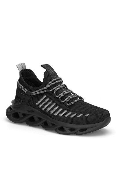 Siyah Unisex Sneaker