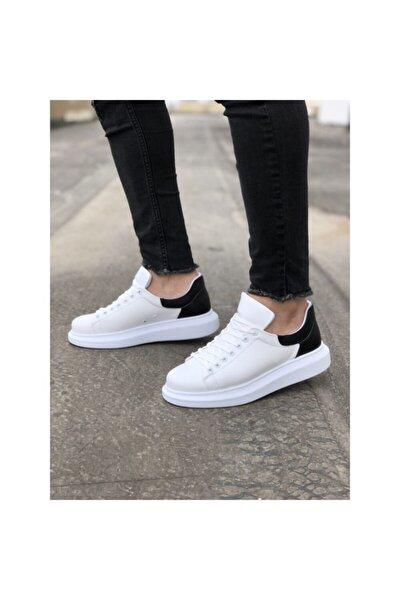 Ch Ch256 Bt Erkek Ayakkabı Beyaz / Siyah