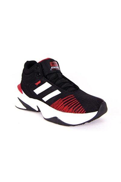 24774 Siyah Günlük Erkek Spor Ayakkabı