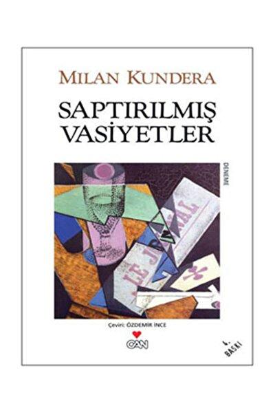 Saptırılmış Vasiyetler  Milan Kundera