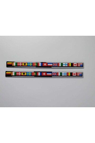 Sıralı Bayrak Arma