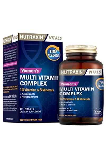 Kadın Multivitamin Mineral Complex 60 Tablet