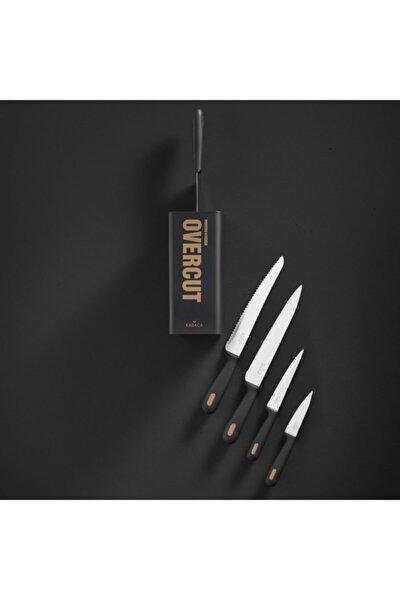 Overcut 6 Parça Bıçak Seti