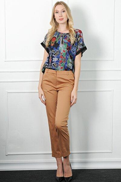 Kadın Pınkmark Camel Pantolon 18s020044dr011130361