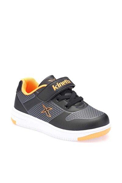 8f Dınro,sıyah/turuncu Çocuk Spor Ayakkabı