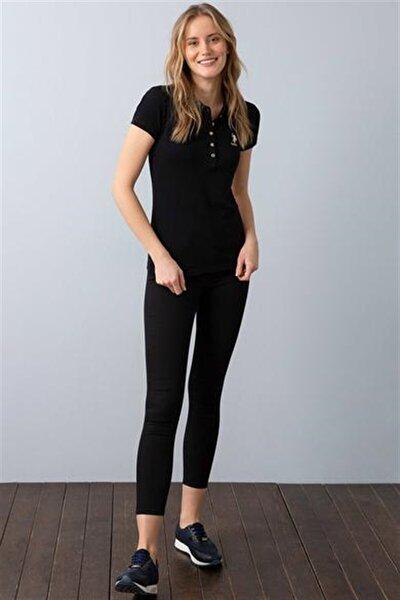 Kadın Siyah T-shirt