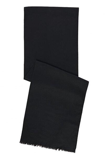 Erkek Siyah Atkı