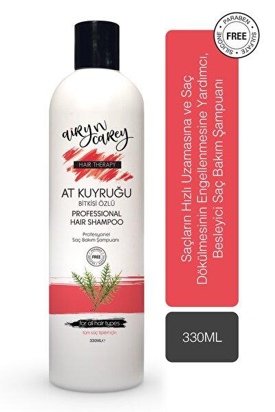 Tuzsuz Şampuan, Dökülme Karşıtı, Hızlı Saç Uzatan At Kuyruğu Saç Bakım Şampuanı 330ml 86829837004anc