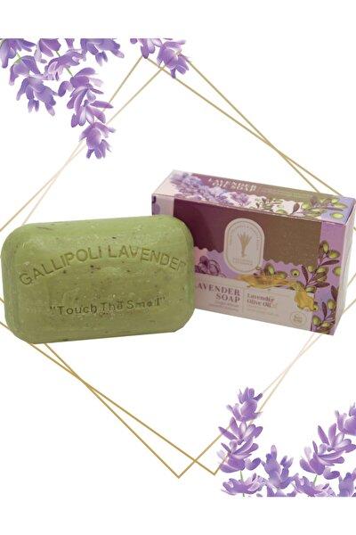 Bitkisel Lavanta Ve Zeytin Yağlı Sabun 100 Gr Rahatlatıcı El - Yüz - Vücut Sabunu