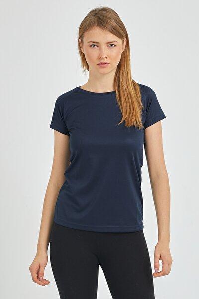 RELAX Kadın T-Shirt Lacivert ST11TE050