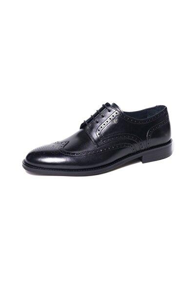 Erkek Neolit Taban Ayakkabı 37a400-5 Siyah