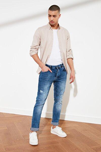 Mavi Erkek Skinny Fit Jeans TMNSS21JE0121