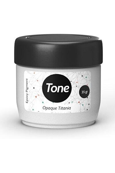 Tone Opaque Titania Opak Epoksi Pigment Renklendirici 30 ml