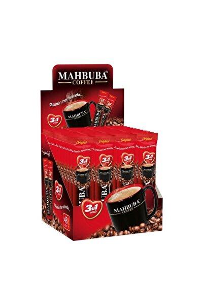 Mahbuba 3ü1 Arada Kahve 48x18gr Stick