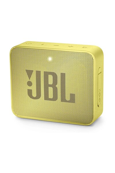 Go 2 Sarı Bluetooth Taşınabilir Hoparlör