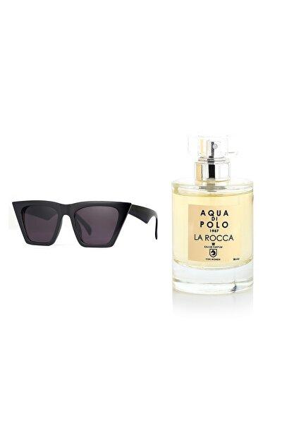 2'li Fırsat Paketi Güneş Gözlüğü + La Rocca Edp 50 ml Kadın Parfüm Stcc002901