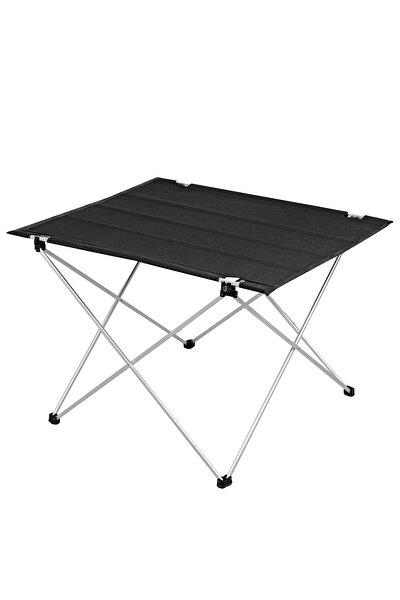 Omuz Askılı Katlanabilir Kamp Ve Piknik Masası 73x55x48 Cm