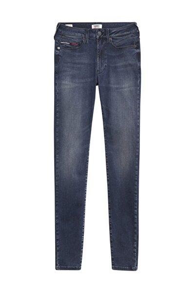Kadın Denim Jeans Sylvıa Hr Super Skny Dynrdb DW0DW08374
