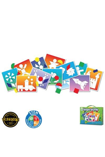 Şekillerle Resimler Çocuk Puzzle  Yapboz
