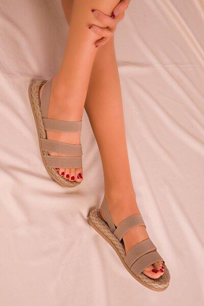 Vizon Kadın Sandalet 15098