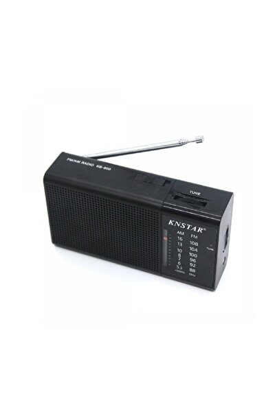 Kb-800 Mini Radyo Taşınabilir Şarjlı Multi Band Fm Radyo
