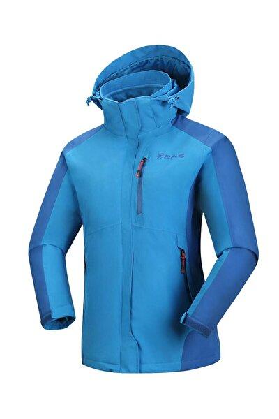 Sparkle Kadın 3in1 Mont Mavi
